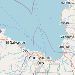 Map of Cagayan