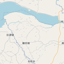 Map of Harbin