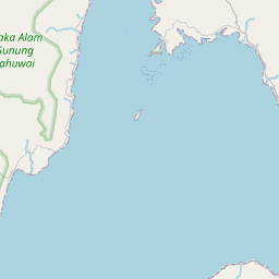 Map of Ambon