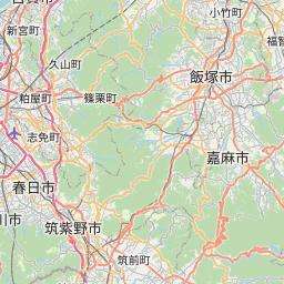Map of Kitakyushu