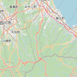 Map of Kitakyushu