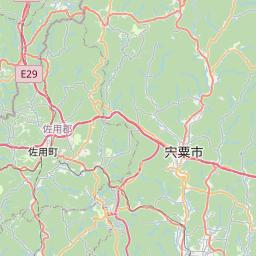Map of Himeji