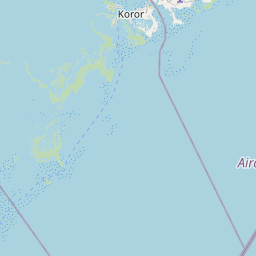 Map of Angaur