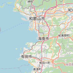 Map of Sakai
