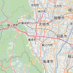Map of Nagoya