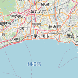 Map of Yokohama