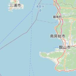 Map of Yokohama