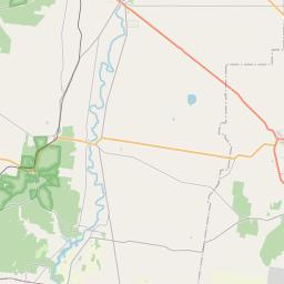 Map of Bendigo