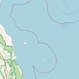 Map of Cairns