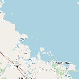 Map of Mackay