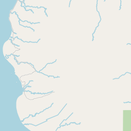 Map of Bougainville