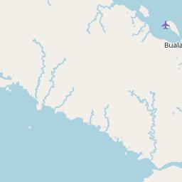 Map of Solomon