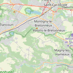 OpenStreetMap Tile at 11/1035/705