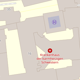 OpenStreetMap Tile at 18/141476/90798