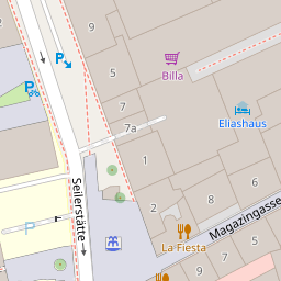OpenStreetMap Tile at 18/141477/90797