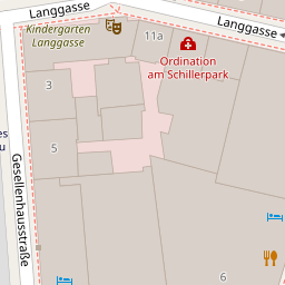 OpenStreetMap Tile at 18/141477/90799