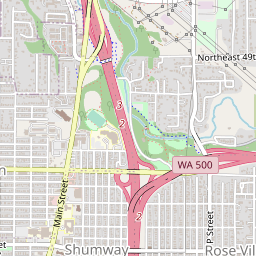 OpenStreetMap Tile at 14/2609/5851