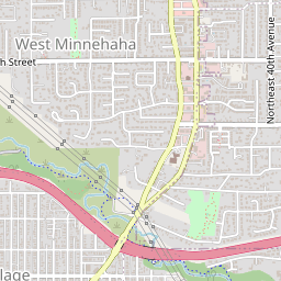 OpenStreetMap Tile at 14/2610/5851