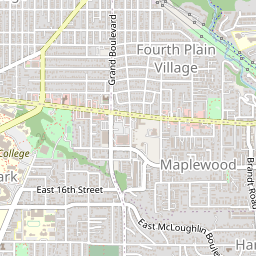 OpenStreetMap Tile at 14/2610/5852