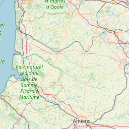 OpenStreetMap Tile at 8/129/86